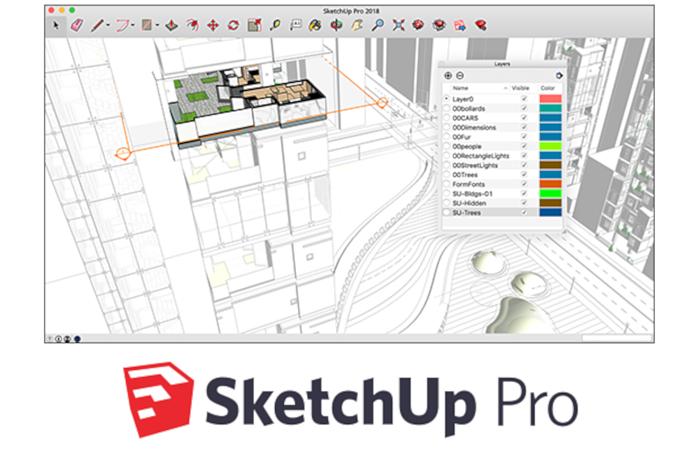 Акция! SketchUp продлевает акцию перехода на Подписки до декабря 2021 года