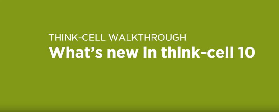 Think-Cell 10 теперь работает на MacOS